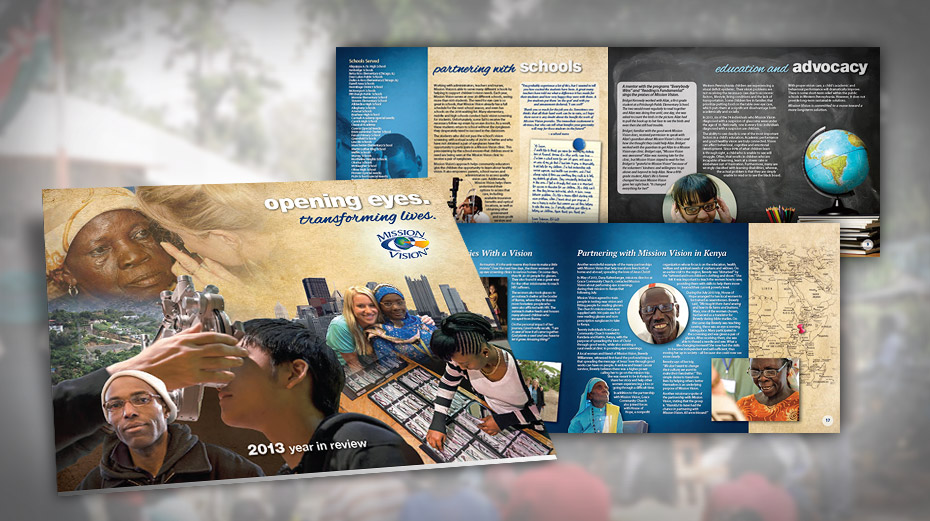 Mission Vision Annual Report